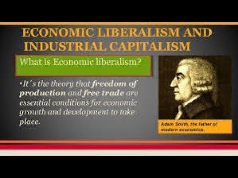 Economic Liberalization Ir Topic(CSS Regarding)