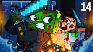 Minecraft: ADRIFT - SPAWN OF THE DEAD!! (Ep.14)
