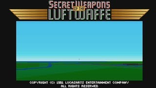 Intro: Secret Weapons of the Luftwaffe (1991)
