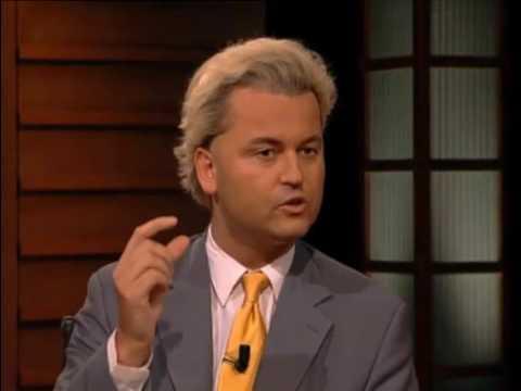Wilders bij Barend & Van Dorp 24-09-2001