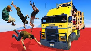 YOU CANNOT SURVIVE THIS! (GTA 5 Funny Moments)