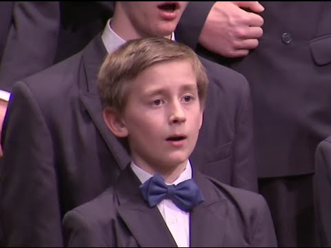 German Christmas carols - Windsbacher Knabenchor - Live concert HD