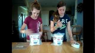 How To Make A Flour Baby!