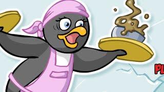 Penguin Diner Full Gameplay Walkthrough