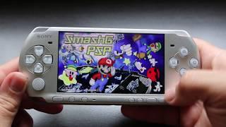 Hacked PSP   Retrospective Review