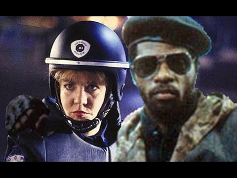 Officer Anne Lewis & Joe P. Cox (Robocop 1987)