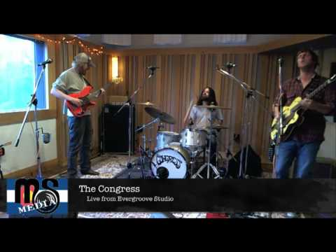 The Congress LIVE on Mountain Size Presents 07/26/12