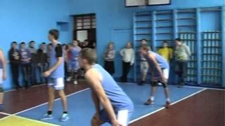 Волейбол Соревнование ОШ №2 Мангуш и ОШ Камышеватка 12 12 2014г