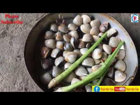Tam Mao TV Làm Cũng Không Ngon Món Nghêu Hấp Sả Này (Amputee – catch oysters)