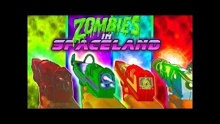 zombis in spaceland all wonder weapons attempt