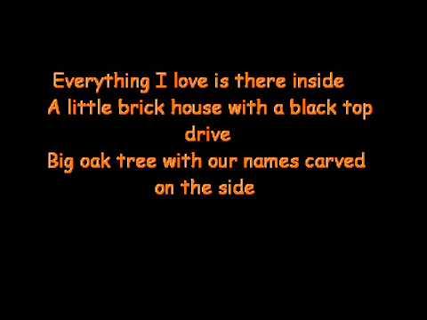 Rascal Flatts - Oklahoma-texas Line Lyrics | MetroLyrics