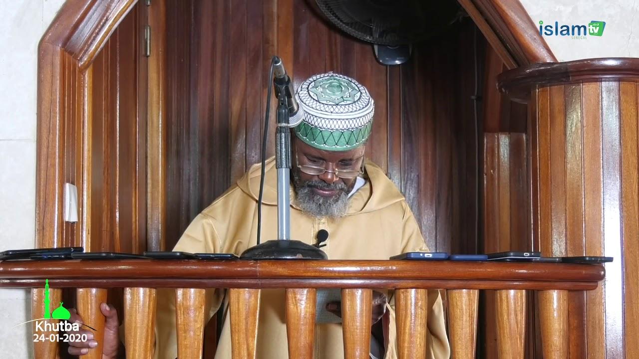 Sermon du Vendredi 24 janvier 2020 : L'Honnêteté - Imam Guelladio KA HA