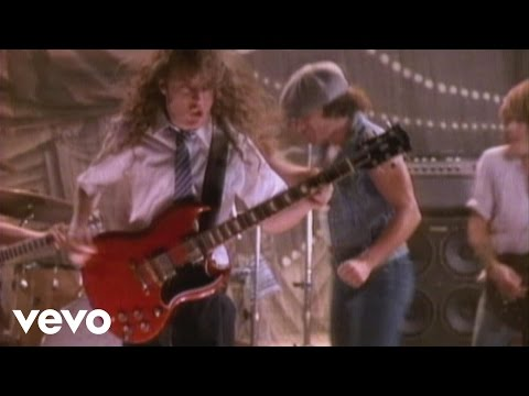 AC/DC - Sink The Pink (from Fly on the Wall Home Video)