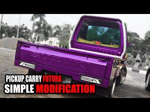 42 Modifikasi Mobil Pick Up Carry Ceper HD Terbaru