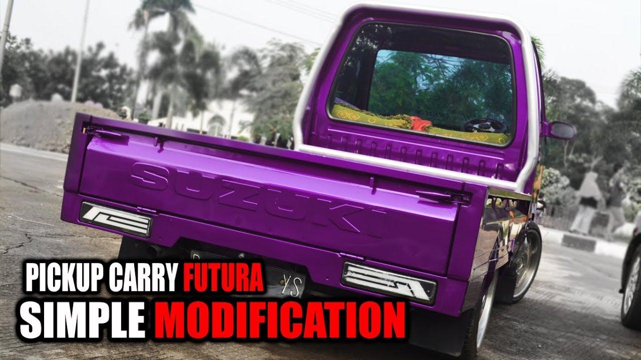 Futura Simple Modification Pick Up Modifikasi Pmbcjabar
