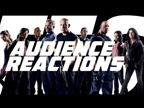 Furious 6 {SPOILERS} : Audience Reactions | May 23, 2013