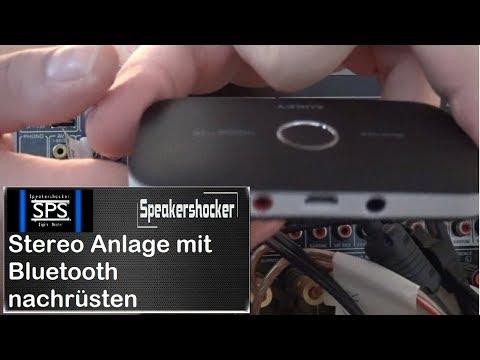 musikanlage-mit-bluetooth-nachrüsten-bt-transmitter-aukey-br-c11-ton-via-bluetooth-weiterleiten