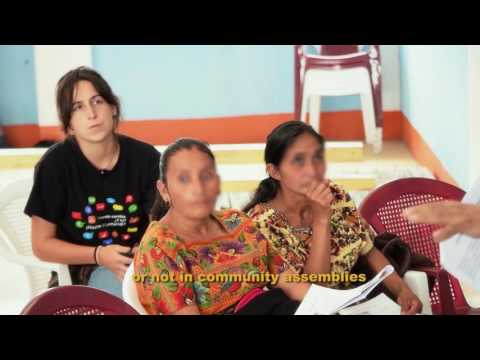 A Day In The Life Of A UN Volunteer In Guatemala
