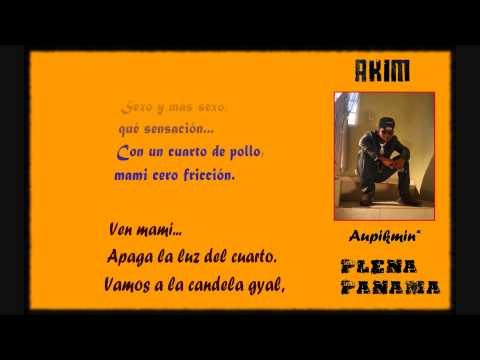 Akim & El Charri - Circuito Cerrao (Con Letra)