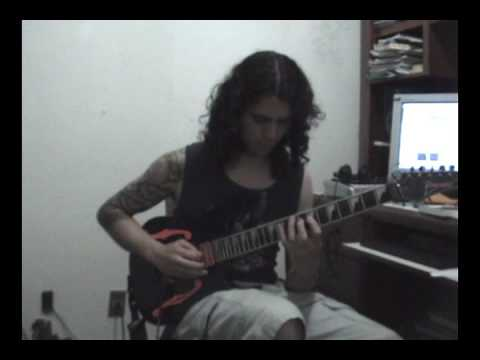 """André Viegas - Guitar Clinic - January 2009 Column - """"Once Upon a Time"""" excerpt"""