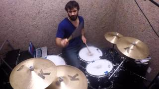 Xzibit - What U See Is What U Get: Mike Di Guglielmo DRUM COVER