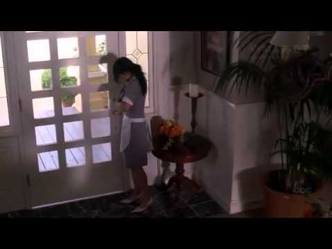 Desperate Housewives 2x24 Gabby discovers Carlos affair with Xiao Mei