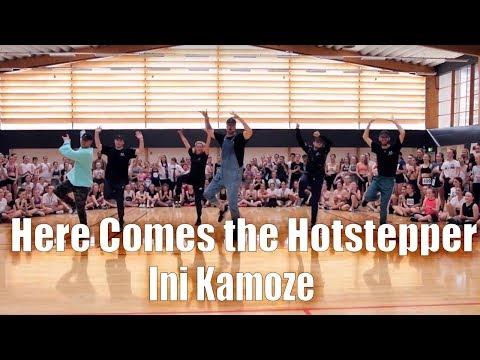 Here Comes The Hotstepper | Ini Kamoze | JB Choreography Australian Dance Festival