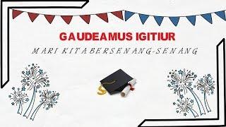Gaudeamus igitur-lagu wisuda (lirik)