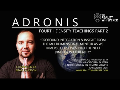 Adronis   Fourth Density Teachings (Part 2) Trailer