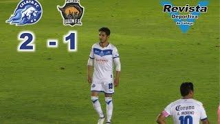 El golazo de Ángel Reyna Celaya 2-1 Potros UAEM jornada 15