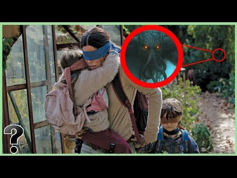 What If Bird Box Was Real?
