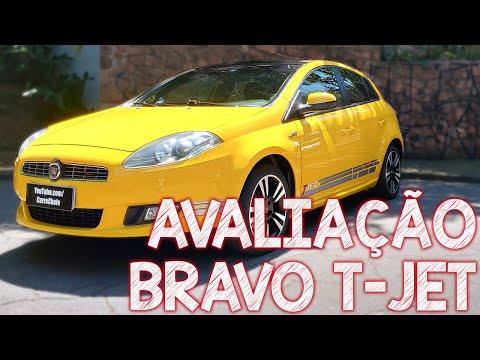 Avaliação Fiat Bravo Tjet 2014 - Turbo E Manual Tem Diversão Garantida!