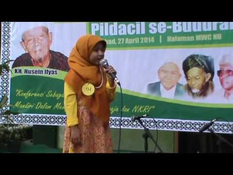 Juara 1 Festival Pildacil IPNU IPPNU Buduran 2014
