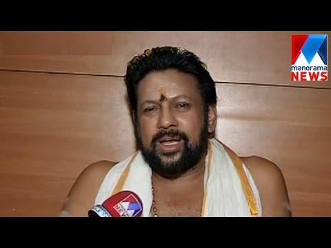 Sabarimala Thriuppathi model Darsan : Thanthri criticized Pinarayi | Manorama News