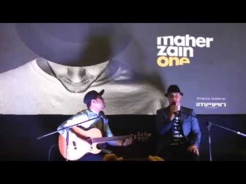 Maher Zain - Peace Be Upon You (Acoustic)