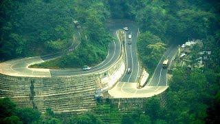 Coorg Ghat road