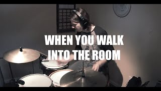 When You Walk Into The Room - Bryan & Katie Torwalt - Drum Cover