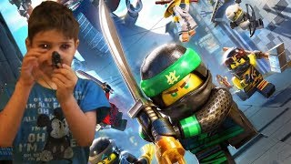 Lego Ninjago- Даня рассказывает про Лего Ниндзяго