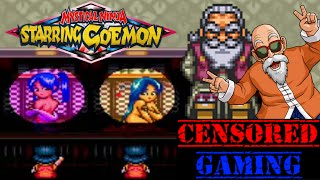 Mystical Ninja Goemon (Series) Censorship - Censored Gaming