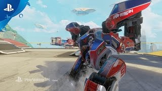 RIGS Mechanized Combat League - Accolades Trailer I PS VR