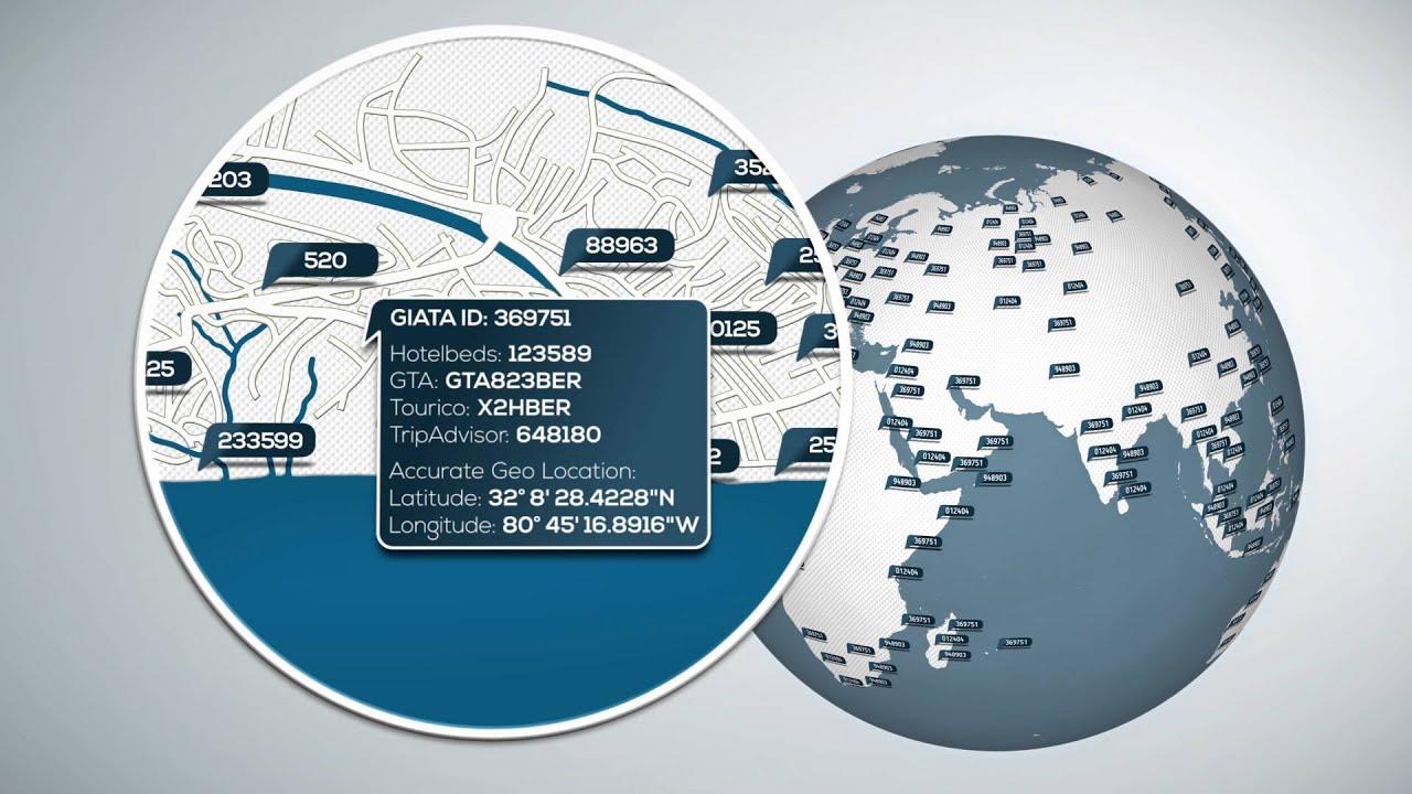 The GIATA Hotel Mapping Service   GIATA