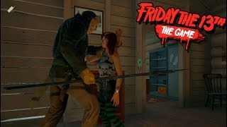QUIEN NO ARRIESGA NO GANA!! FRIDAY 13th: THE GAME
