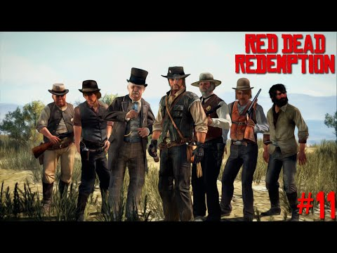 RED DEAD REDEMPTION #11   Assalto ao Forte Mercer
