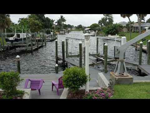 Hurricane Michael report Cape Coral FL 10/10/18