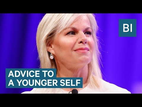Gretchen Carlson Gives Advice To Younger Self