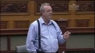 Randy Hillier responds to 2014 Throne Speech
