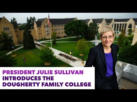 Introducing the Dougherty Family College at the University of St. Thomas