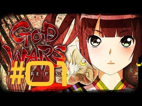 God Wars : Future Past Walkthrough (Japanese Voice) Part 1 -