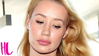 Iggy Azalea Reacts To Fiance Nick Young Cheating VIDEO