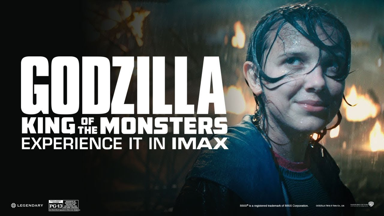 b0e67cb7e0d Godzilla: King of the Monsters | Final Trailer | Experience it in IMAX®